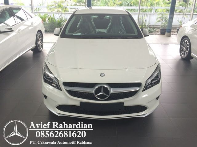 Dealer Mercedes Benz Jakarta | Authorized Mercedes-Benz Dealer: Jual Mercedes Benz CLA 200 tahun 2017