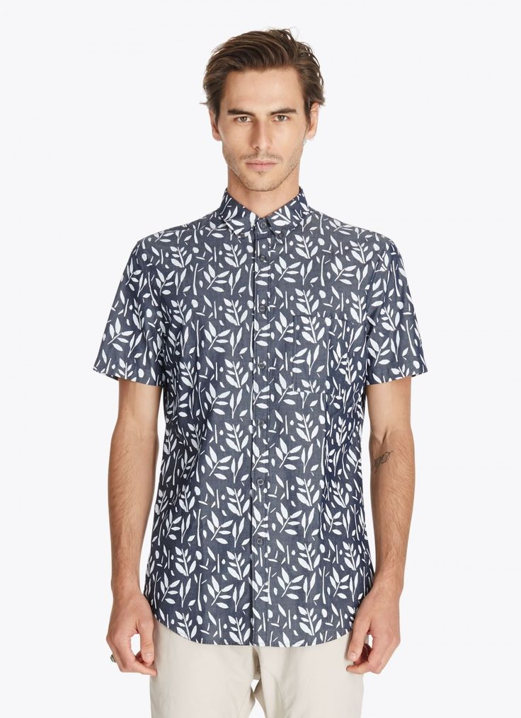 ZANEROBE - Twig Seven Foot Short Sleeve Shirt