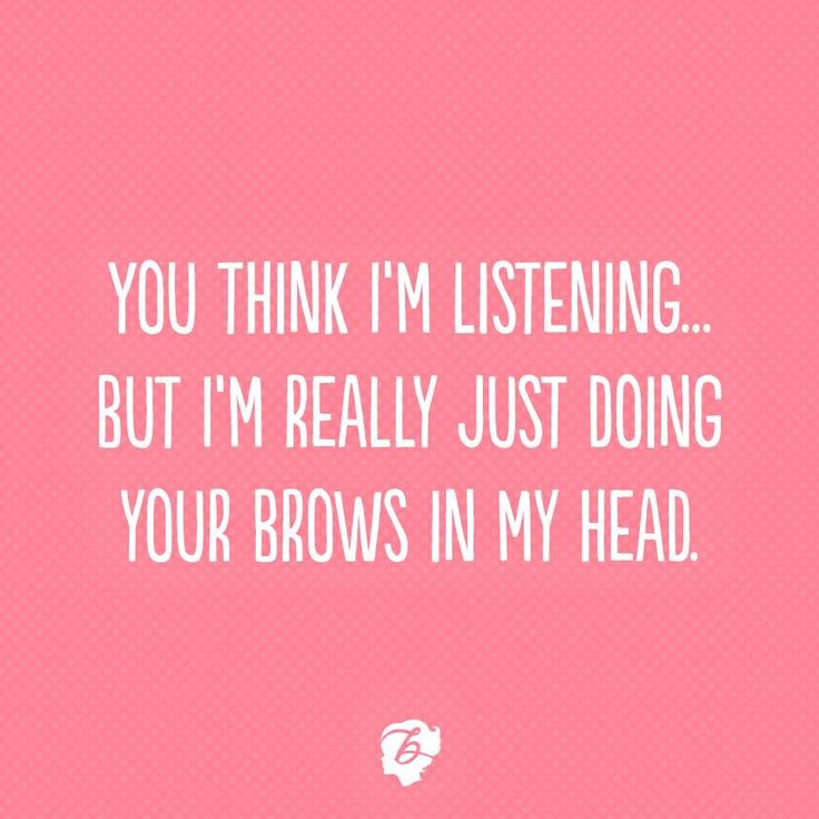 Brow snob probs ;D #benefitbeauty