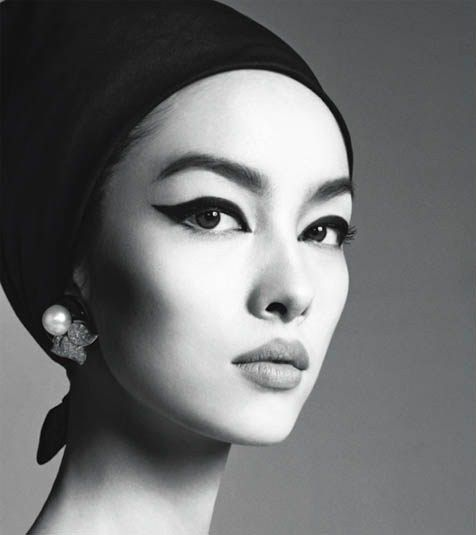 Fei Fei Sun by Steven Meisel for Vogue Italia January 2013…