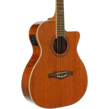 Eko Guitars Duo Series Mini Acoustic Electric Guitar Walmart Com Acoustic Electric Guitar Acoustic Electric Guitar