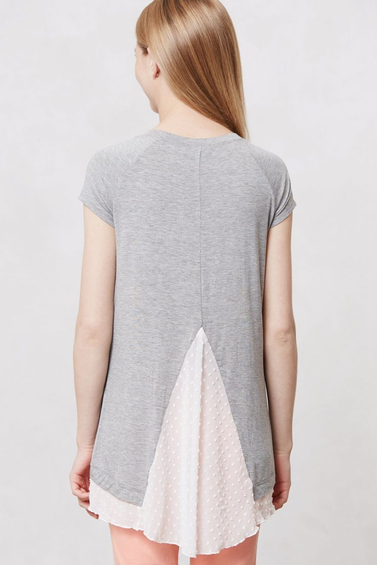 Lingered Lace Top - Anthropologie.com