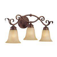 Traditional, Bronze Bathroom Vanity Lighting | Lowe's Canada