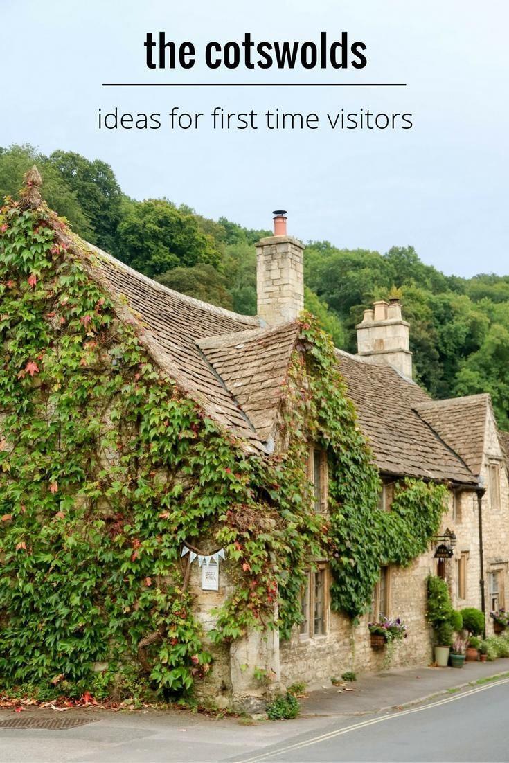 Cotswolds | England - things to do and where to stay in this area of outstanding natural beauty and picturesque villages