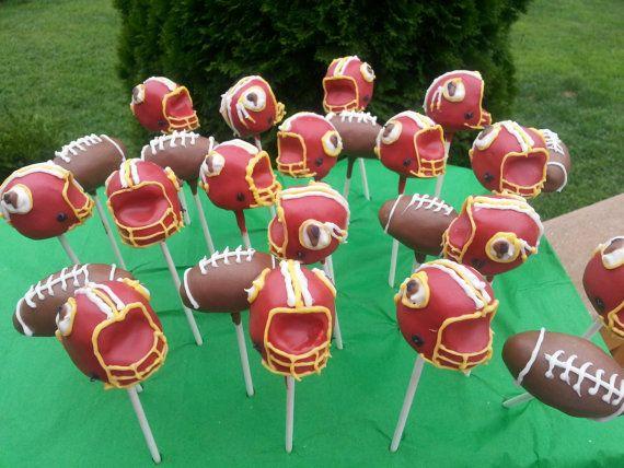 1000 Ideas About Football Helmet Cake On Pinterest