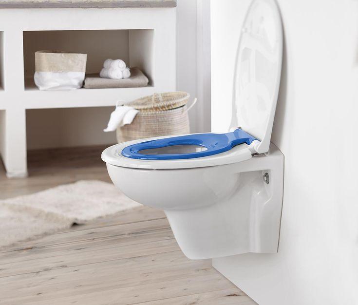 24,95 € | WC-Sitz mit Absenkautomatik  Psssst, dieser Toilettendeckel hat's gern leise. Durch die Absenkautomatik schließt der Easy-Close-WC-Sitz sanft und fast lautlos.