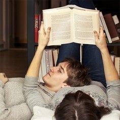 Zeit statt Zeug. Geschenkeideen, die nichts kosten. Vorlesen statt Buch.