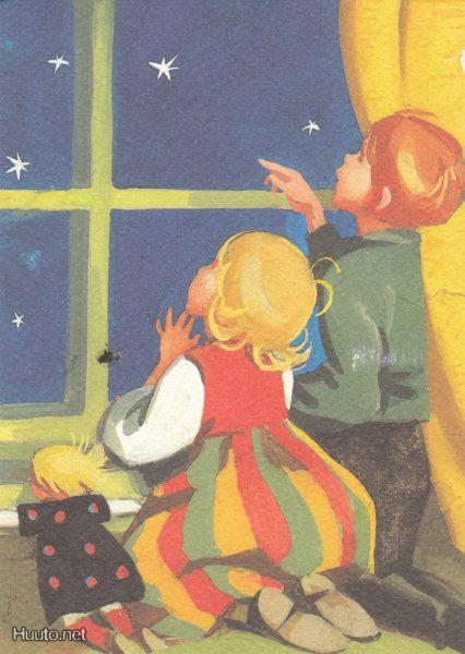 Wishing on a Star ~ Martta Wendelin