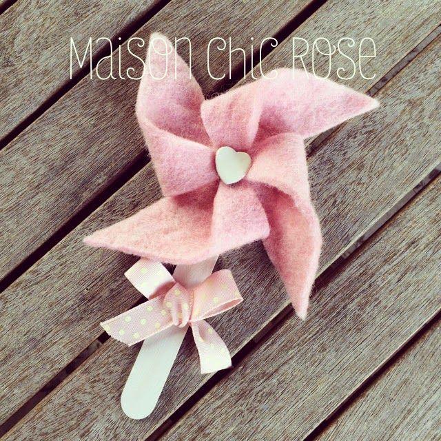 MAISON CHIC ROSE: BABY GIRANDOLA