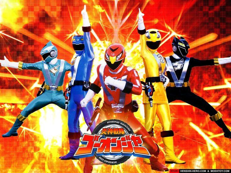 power rangers | Power Rangers RPM | Fondos de Pantalla