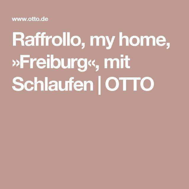Raffrollo, my home, »Freiburg«, mit Schlaufen | OTTO