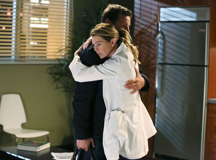 Meredith and Alex on Grey's Anatomy: Some Fans Are Already Shipping Them and We Have Strong Feelings About It  Grey's Anatomy, Ellen Pompeo, Justin Chambers