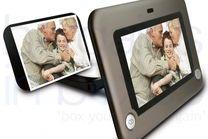 Aiptek Mona Lisa 8 inch Digital Photo Frame With Built-In Camera