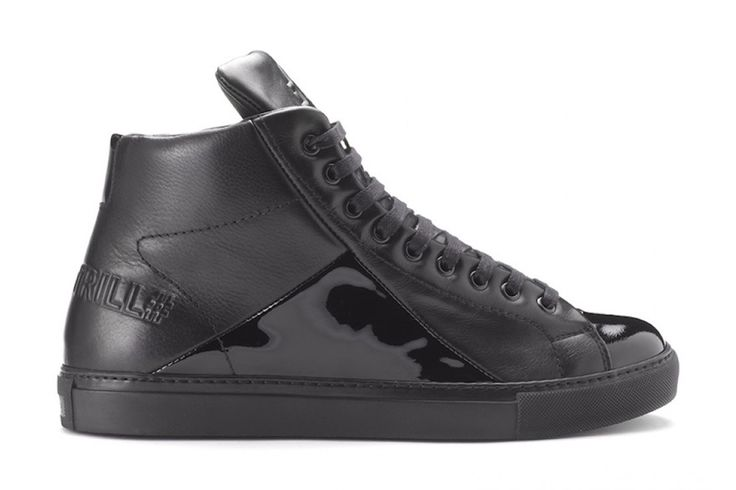 HARVEY NICHOLS x THE BEENTRILL > High Top Collective, Black