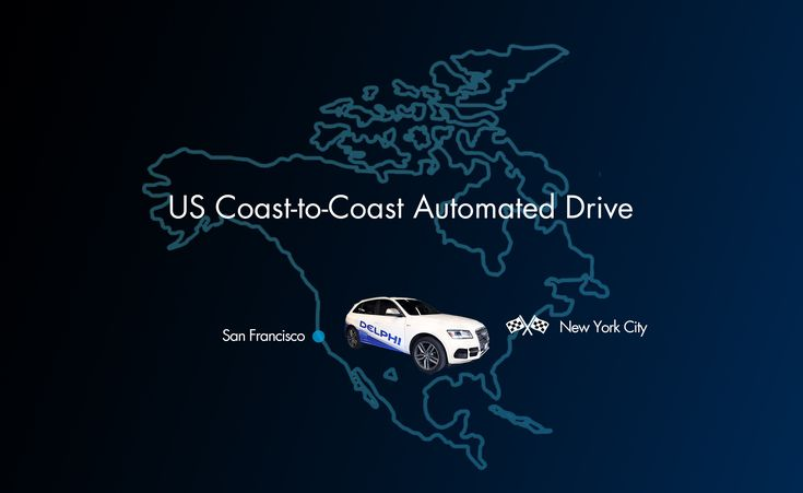Delphi's Autonomous Vehicle is about to go a cross-country road trip.  http://rescars.com/delphi-drive-to-make-a-transcontinental-trip/