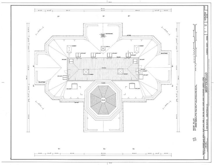 22 best images about monticello on pinterest for Monticello house plans