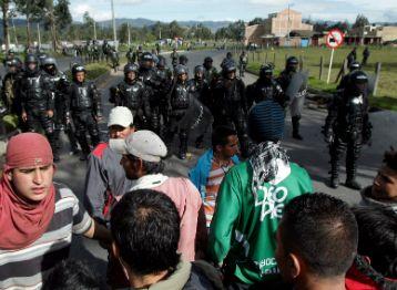 Paro Nacional. Intención de inversiones extranjeras no se vería afectada a corto plazo por las protestas del Paro Agrario.
