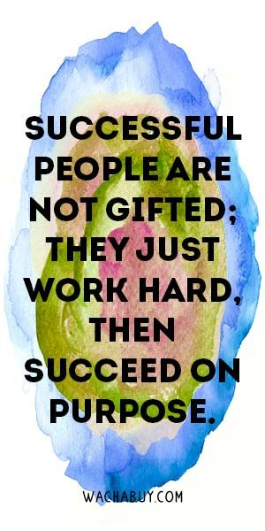 #quote #inspiration / Success Quotes Everyone Should Know