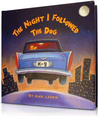 Have you ever wondered where dogs go at night, and what they do? Well the little boy in this story has reason to believe that there is something funny going on, and he's ready to find out what it is.