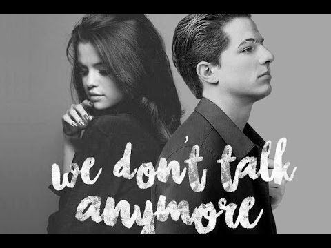 Ringtones free download We don't talk anymore mp3 - Charlie Puth