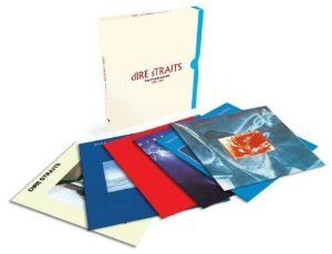 Bringing together all 6 Dire Straits album in a beautiful box - great for Christmas #Christmas #Gift #ideas