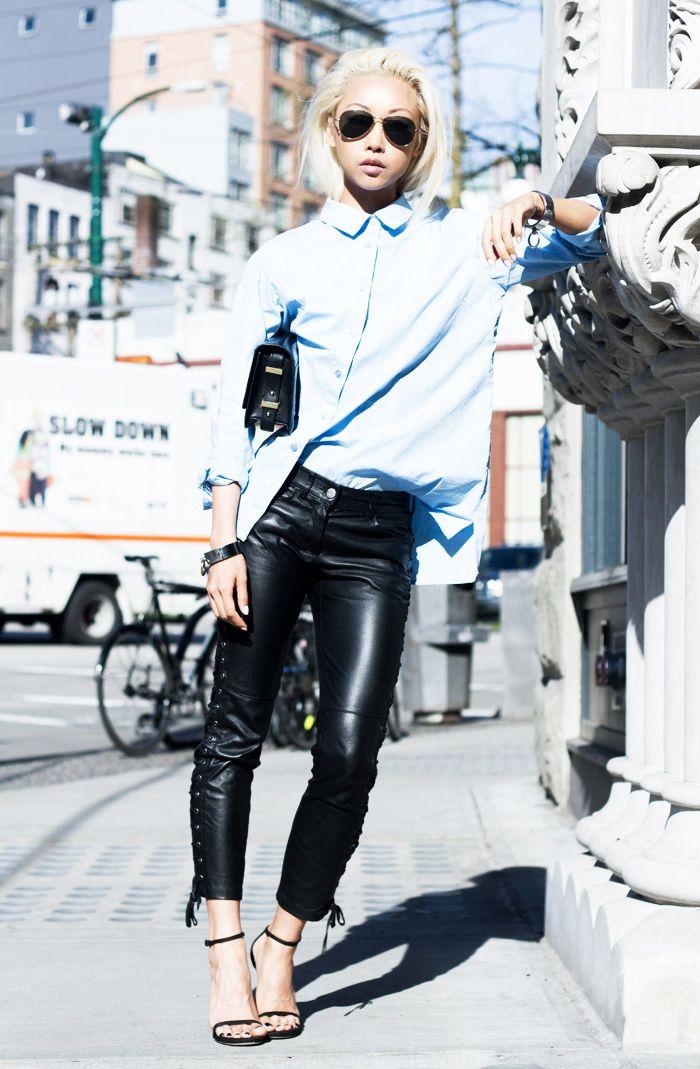 Vanessa Hong of The Haute Pursuit // #Fashion #StreetStyle