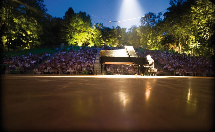 Festival international de Piano de la Roque D'Anthéron, évènement incontournable de l'été dans les Bouches-du-Rhône