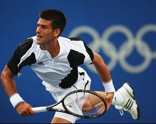 """Tennis was dropped from the Olympics for 64 years, beginning with the 1924 Antwerp games until 1968 in Mexico City when it returned briefly as a """"demonstration"""" sport."""
