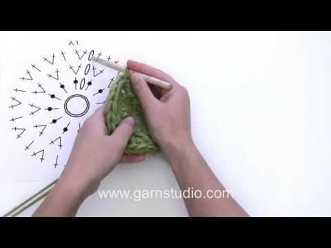 Örgü İle Paspas Yapımı-Örgü Videoları-Dantel Videoları-El İşi Videoları - YouTube