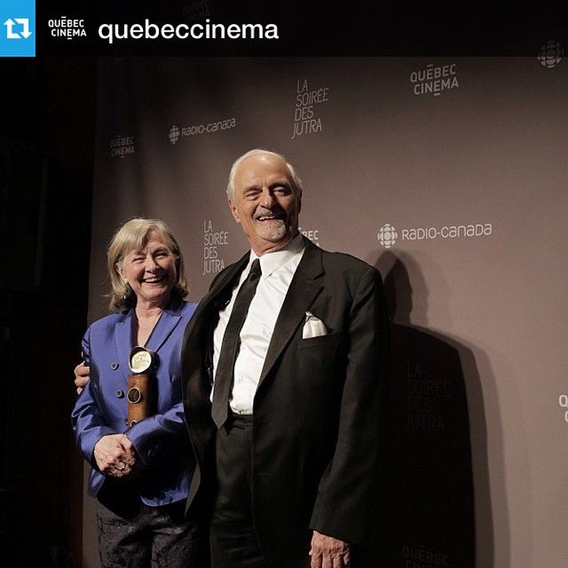Great #Concordian Micheline Lanctôt has been a powerful presence in #Quebec #cinema for decades. The actress, film director, producer, screenwriter and musician began sharing her wealth of knowledge with #Jutra Award. Her latest film production #Autrui premieres later this month at the Rendez-vous du cinéma québécois. @QuebecCinema #CU40 #RVQ15 #GalaJutra