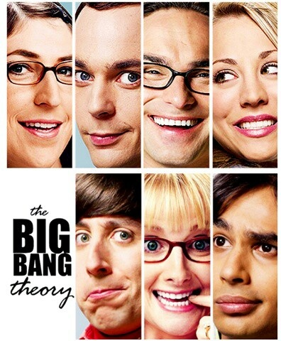 """The Big Bang Theory: SEASON 6 - DVD06142 -- """"Kicks off in space, where Howard is caught in an argument between Bernadette & his mom. Back on Earth, Sheldon decides to hire Alex, a young female assistant which makes Amy feel threatened. Meanwhile, Leonard & Penny make strides to define their relationship & Raj attempts to find love..."""""""