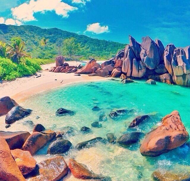 Seychelles Beach: Beautiful Beaches, Water