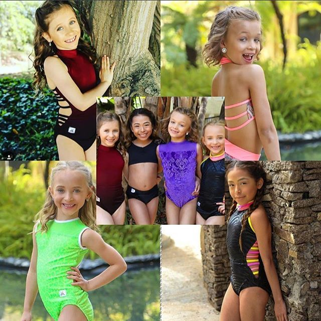 The ALDC Mini's did a photoshoot with Kandi Kouture Dance wear earlier this week! #dancemoms #dancemoms1 #spoilers #dmos_minis