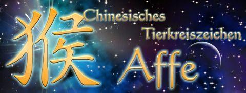 Das chinesische Tierkreiszeichen Affe: Infos über Charakter, Liebe, Partnerschaft und Kinder, Finanzen, Beruf und Gesundheit, Prominente mit dem Sternzeichen Affe ...