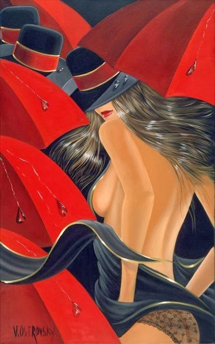 Victor Ostrovsky ~ Best selling author | Tutt'Art@ | Pittura * Scultura * Poesia * Musica |