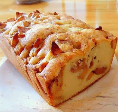 One Perfect Bite: Dutch Apple Cake - It's Child's Play