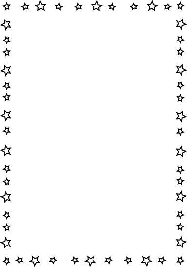 black star borders - photo #8