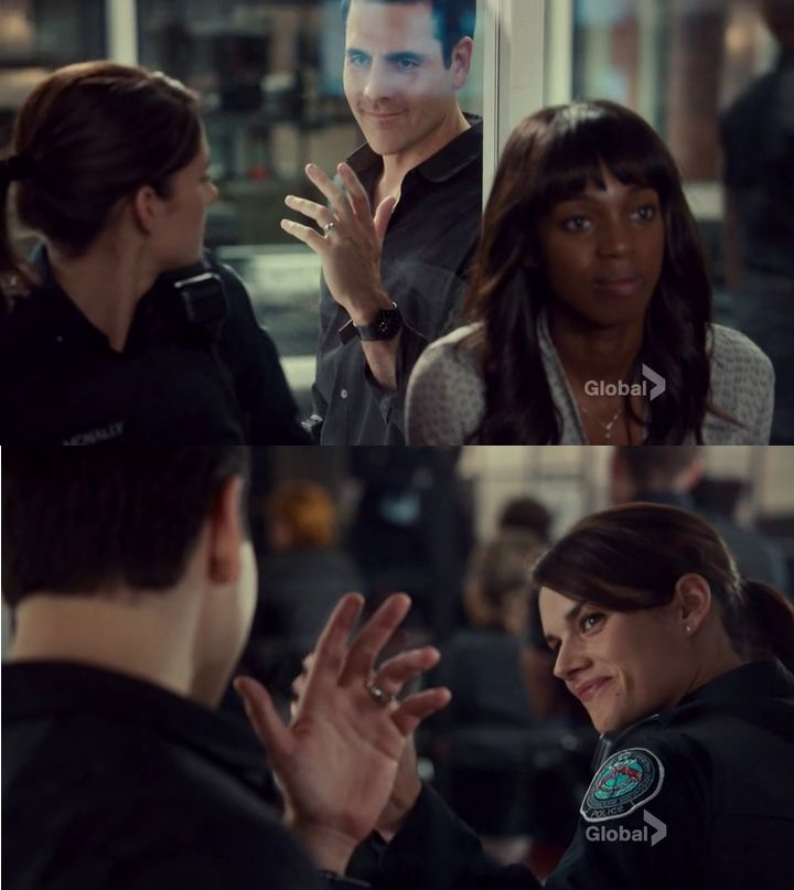 Rookie blue 3x11 the rules for dating 2