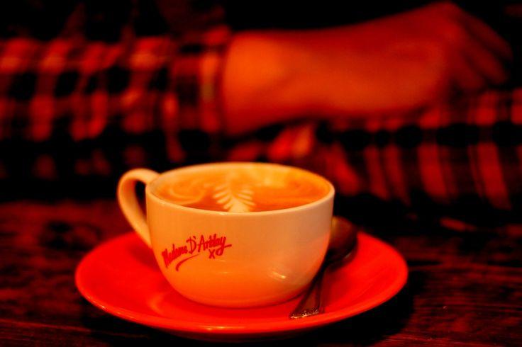 London, coffee, food photography
