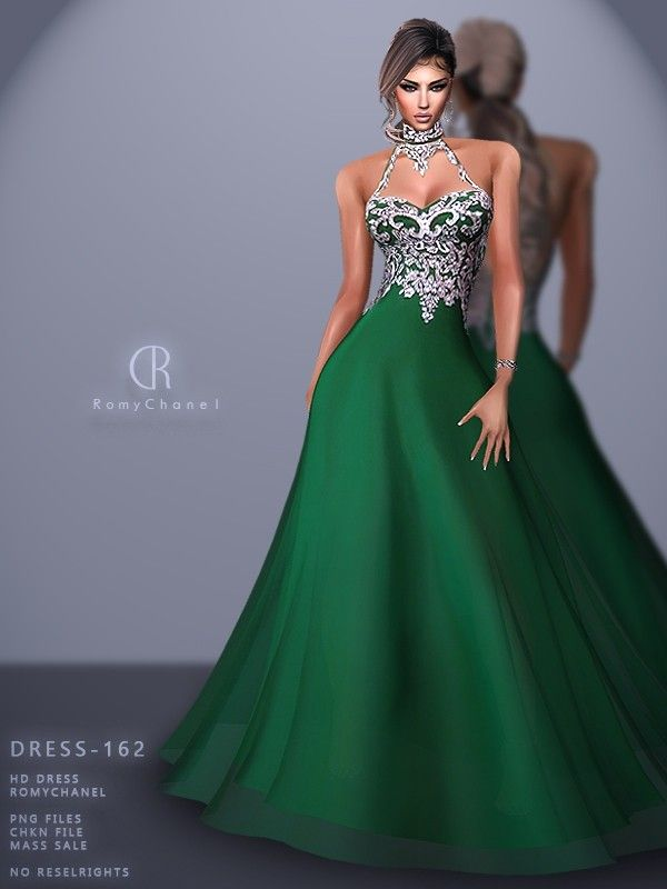 Rc Dress 149 Sims 4 Wedding Dress Sims 4 Dresses Dresses