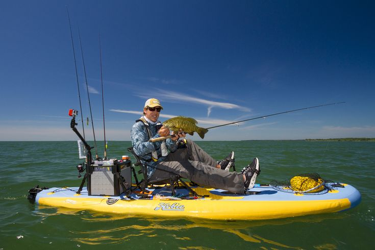 Hobie introduces their collection of inflatable kayaks including the new Hobie Mirage i11S with MirageDrive® technology.