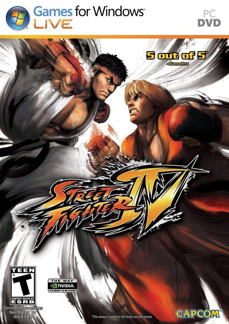 street fighter 4 pc
