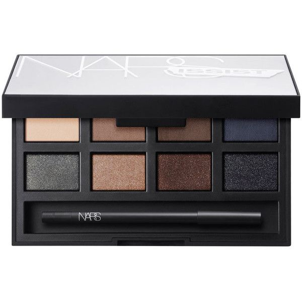 NARSissist Matte/Shimmer Eyeshadow Palette ($65) ❤ liked on Polyvore featuring beauty products, makeup, eye makeup, eyeshadow, beauty, nars cosmetics, matte eye shadow, matte eyeshadow, shimmer eyeshadow and palette eyeshadow