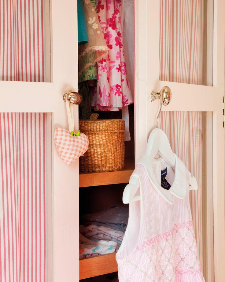 17 mejores ideas sobre armario ropero en pinterest - Armario ropero tela ...