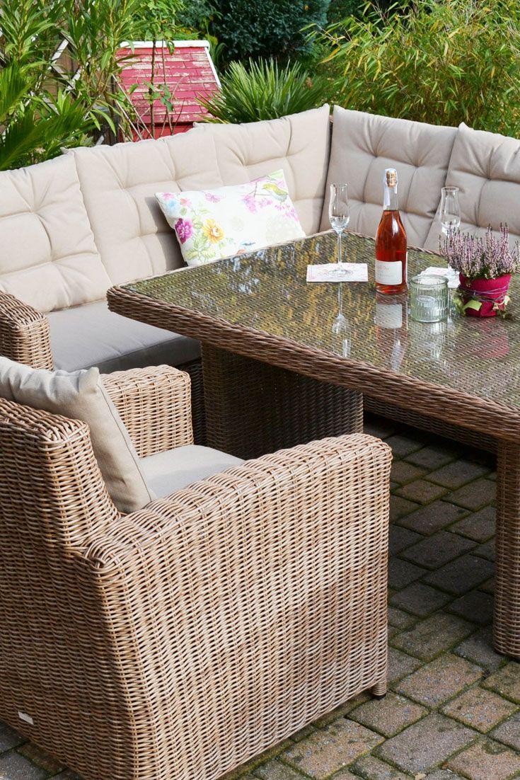 19 besten Gartenlounge Bilder auf Pinterest   Lounge gartenmöbel ...
