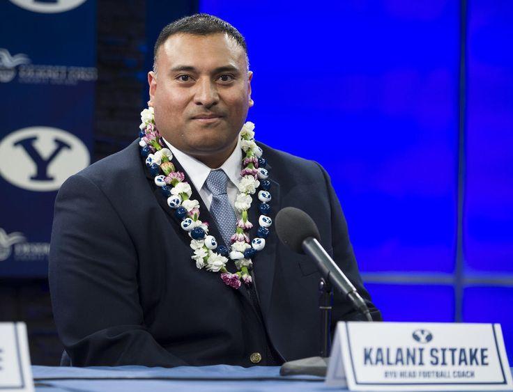 Dick Harmon: BYU football's Kalani Sitake quickly doing it Kalani's Way   Deseret News