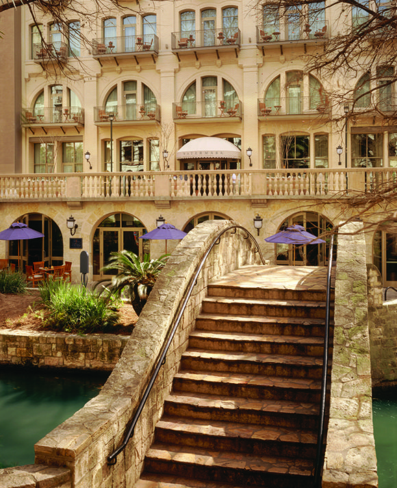 Mokara Hotel & Spa, San Antonio. Ranked among the Top 10 Spas in the US by Condé Nast Traveler.