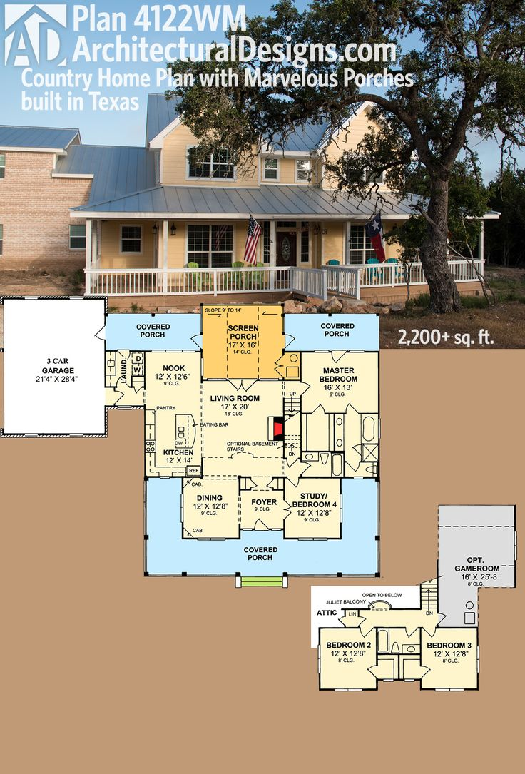 386 best images about house plans with stories on for Best architectural house plans