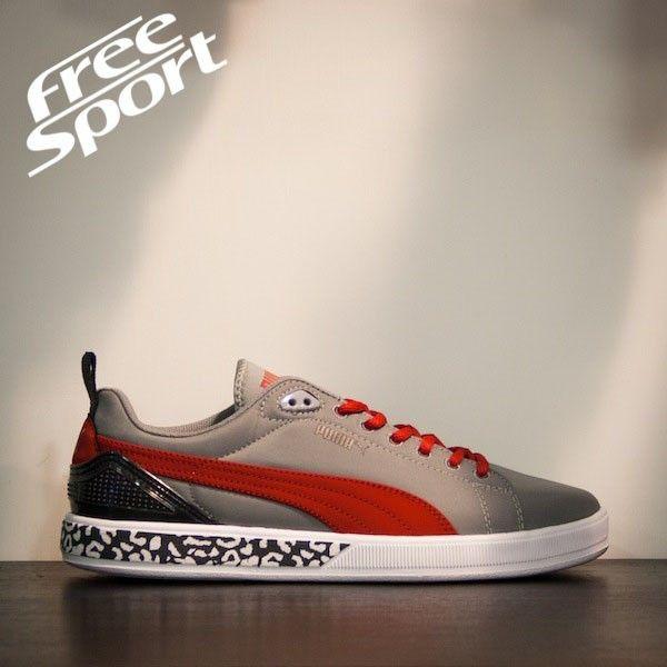 Puma Future Suede Low Grigia 356856-01