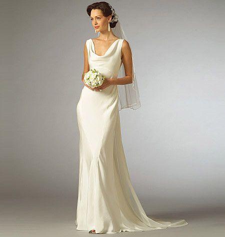86 besten Brautkleid nähen Bilder auf Pinterest | Brautkleid ...